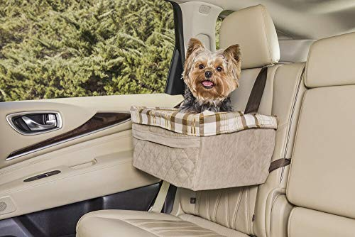 (Solvit Tagalong Pet Booster Seat, Deluxe, Large )