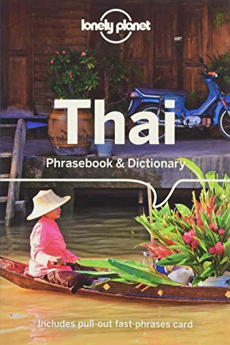 Lonely Planet Thai Phrasebook & Dictionary (English Thai Phrase Book)