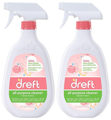 Dreft All Purpose Cleaner - 22 oz - 2 pk