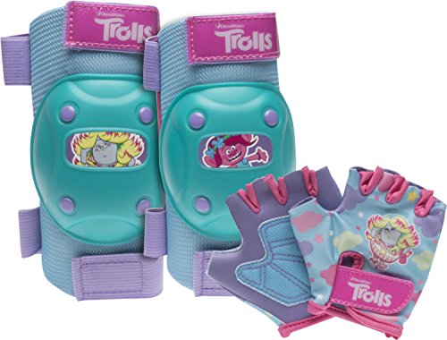 (Bell Trolls Poppy Pad & Glove Set)