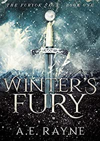 Winter's Fury by A.E. Rayne ebook deal