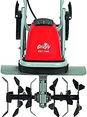 Grizzly - Motoazada eléctrica, EGT 1440 - 1400 watt: Amazon ...