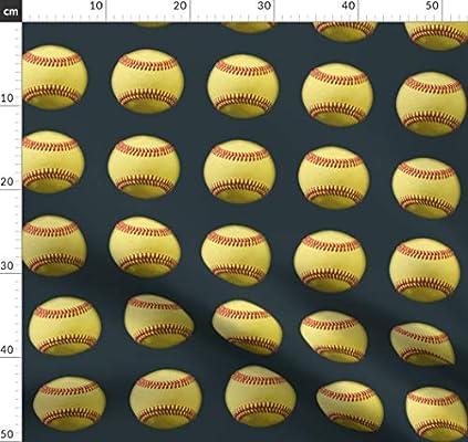 Pelota de softball, béisbol, deporte, pelota, material de juego ...