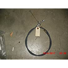 1965-67 E100-350 New Accelerator Cable 6 Cyl apprx 54.83 inches-C5TZ-9A758-AF