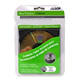 Laser Lens Cleaner for DVD CD Players Game Players with Eight Brush Carbon