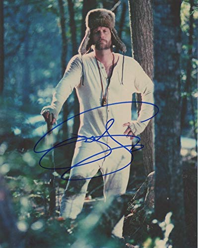 Moonlight Photo (JEFF DANIELS - Escanaba in da Moonlight AUTOGRAPH Signed 8x10 Photo)