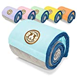 GuineaDad Fleece Liner 2.0 | Guinea Pig Fleece Cage Liners Bedding | Burrowing Pocket Sleeve | Extra Absorbent Antibacterial Bamboo | Waterproof | Available Various Cage Sizes