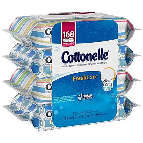 Cottonelle Wipes