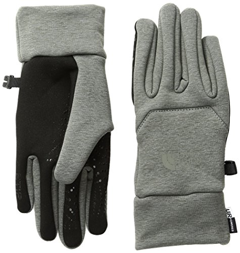 The North Face Men's Etip Hardface Gloves Fusebox Grey (Prior Season) SM (Fuse Glove)