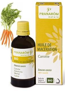Zanahoria Aceite Vegetal Bio 50 ml de Pranarom