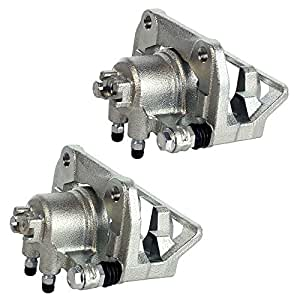 prime choice auto parts bc30304pr pair of rear brake calipers automotive. Black Bedroom Furniture Sets. Home Design Ideas