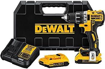 DeWalt 20-volt MAX XR Brushless Drill/Driver Kit