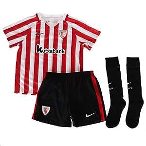 Nike ACB Y NK Dry Kit HM - Conjunto para niños, Color Rojo, Talla
