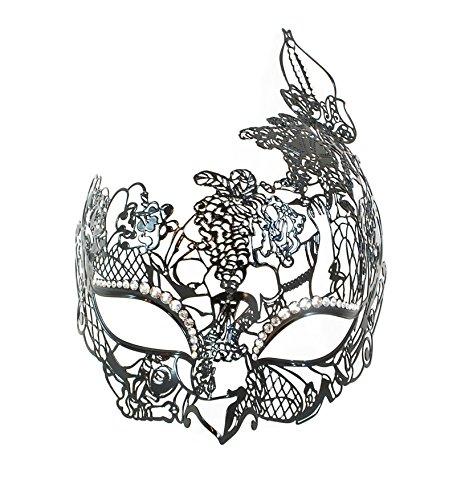 La Fucina dei Miracoli, Metal Filigree Mask With Original
