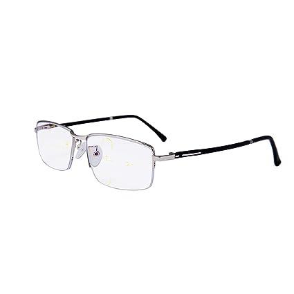 8c1902473d9 LianSan Progressive Glasses Multifocal Half-frames Rectangle 1.0 1.5 2.0  2.5 3.0 3.5 4.0 Anti