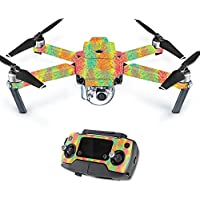 MightySkins Protective Vinyl Skin Decal for DJI Mavic Pro Quadcopter Drone wrap cover sticker skins Spring Pines