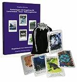 Kartenlegen mit Angelinas 80 Lenormand - Tarot - Wahrsagekarten: Begleitbuch incl. Kartendeck
