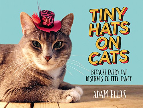 Tiny Hats on Cats: Because Every Cat Deserves to Feel Fancy ()