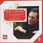 Brahms: Piano Concertos 1 & 2 / Symph...