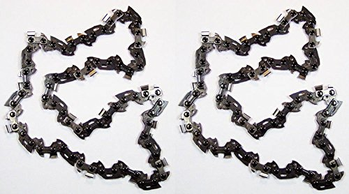 Homelite Chainsaw Manual - Homelite UT-43160/30254EG Ryobi RY43160 Pole Saw (2 Pack) Replacement Chain # 901289001-2pk