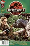 The Lost World Jurassic Park 4 (Topps) T-Rex Terror