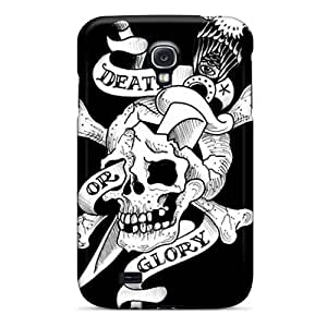 PhilHolmes Samsung Galaxy S4 Bumper Mobile Cases Allow Personal Design Lifelike Ed Hardy Skin [qGy10974JkkH]