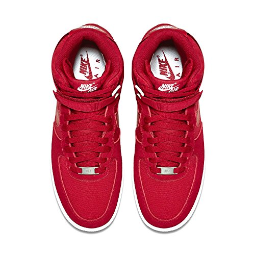 Nike Air Force 1 High 07 Rot Trnschuhe Sneaker EU 47,5