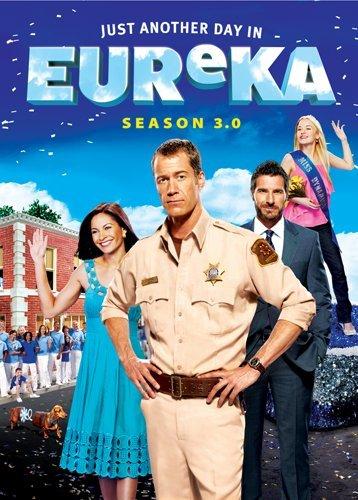 eureka dvd tv series - 9