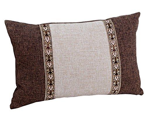 Patchwork Decorative Throw Pillow - 9