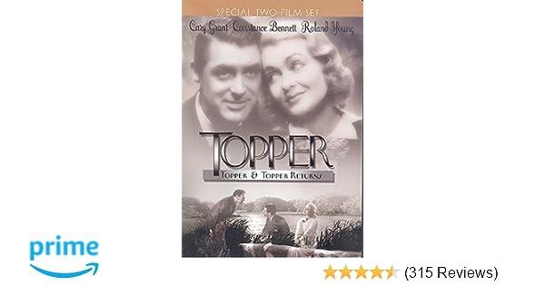 Amazon com: Topper / Topper Returns ( Double Feature) (1941