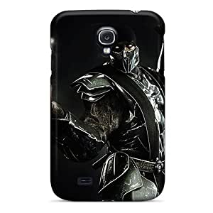 MfHxWvV1271eThuh Case Cover, Fashionable Galaxy S4 Case - Smoke by supermalls