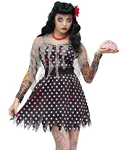 Fun World Rockabilly Zombie Costume
