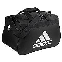 Adidas Diablo Small Duffel Bag - Negro /Blanco