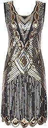 Amazon.com: Gold - Dresses / Clothing: Clothing- Shoes &amp- Jewelry