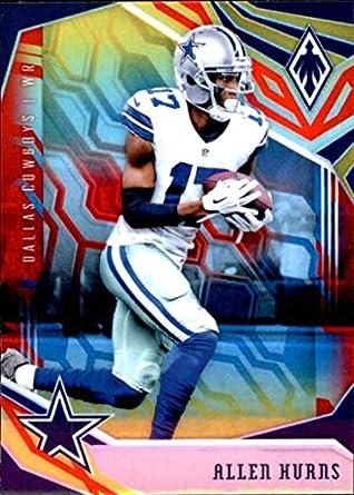 2018 Panini Phoenix Color Burst  27 Allen Hurns Dallas Cowboys NFL Football  Trading Card c71fb92c4