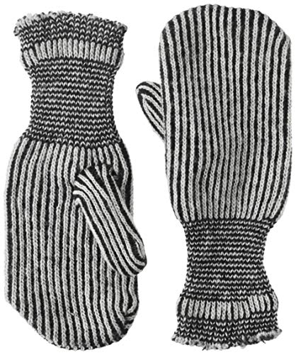 Warm Wool Mitten Liner Glove, 70, Size: Large