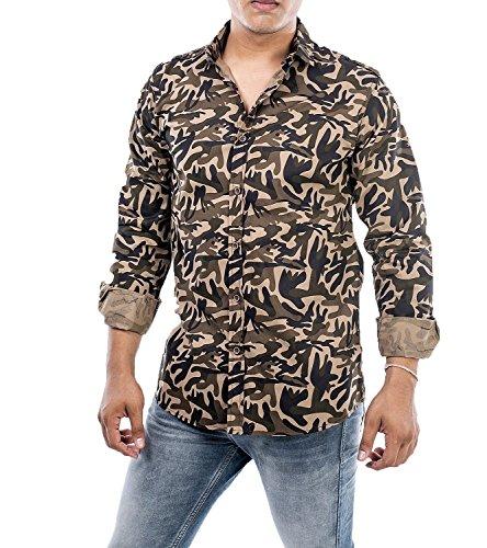 U TURN Milittary Casual Shirt
