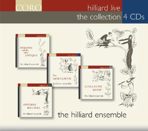 Hilliard Live Collection by Coro
