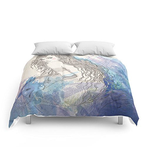 Society6 Pisces Comforters King Size