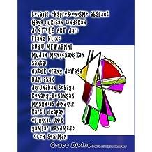 belajar ekspresionisme absract Gaya lukisan tindakan di STYLE ART dari franz Kline BUKU MEWARNAI mudah menyenangkan santai untuk orang dewasa DAN anak: digunakan sebagai kenang-kenangan menghias dinding kartu ucapan original unik gambar handmade  oleh seniman Grace Divine
