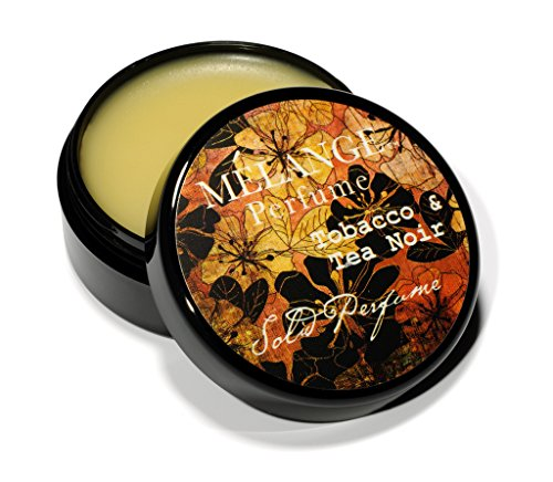 (Melange Tobacco & Tea Solid Perfume Single .56 ounces)