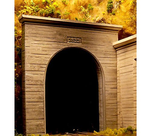 N Single Concrete Tunnel Portal (2) by Chooch Enterprises
