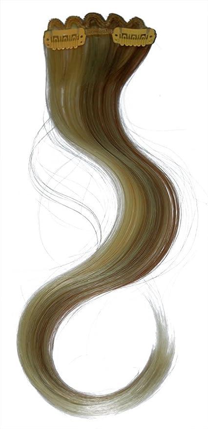 Balmain Hair Extension Gold 25 Cm Amazon Beauty