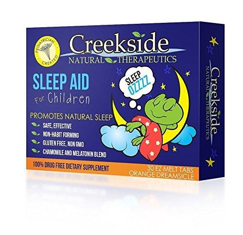 Creekside Natural Therapeutics Childrens Sleep