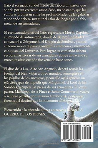 La Convocatoria La Guerra De Los Dioses Volume 5 Spanish