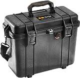 Pelican 1430 NF Black Top Loader Case with No Foam