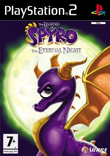 The Legend of Spyro: The Eternal Night (PS2) by Activision Blizzard