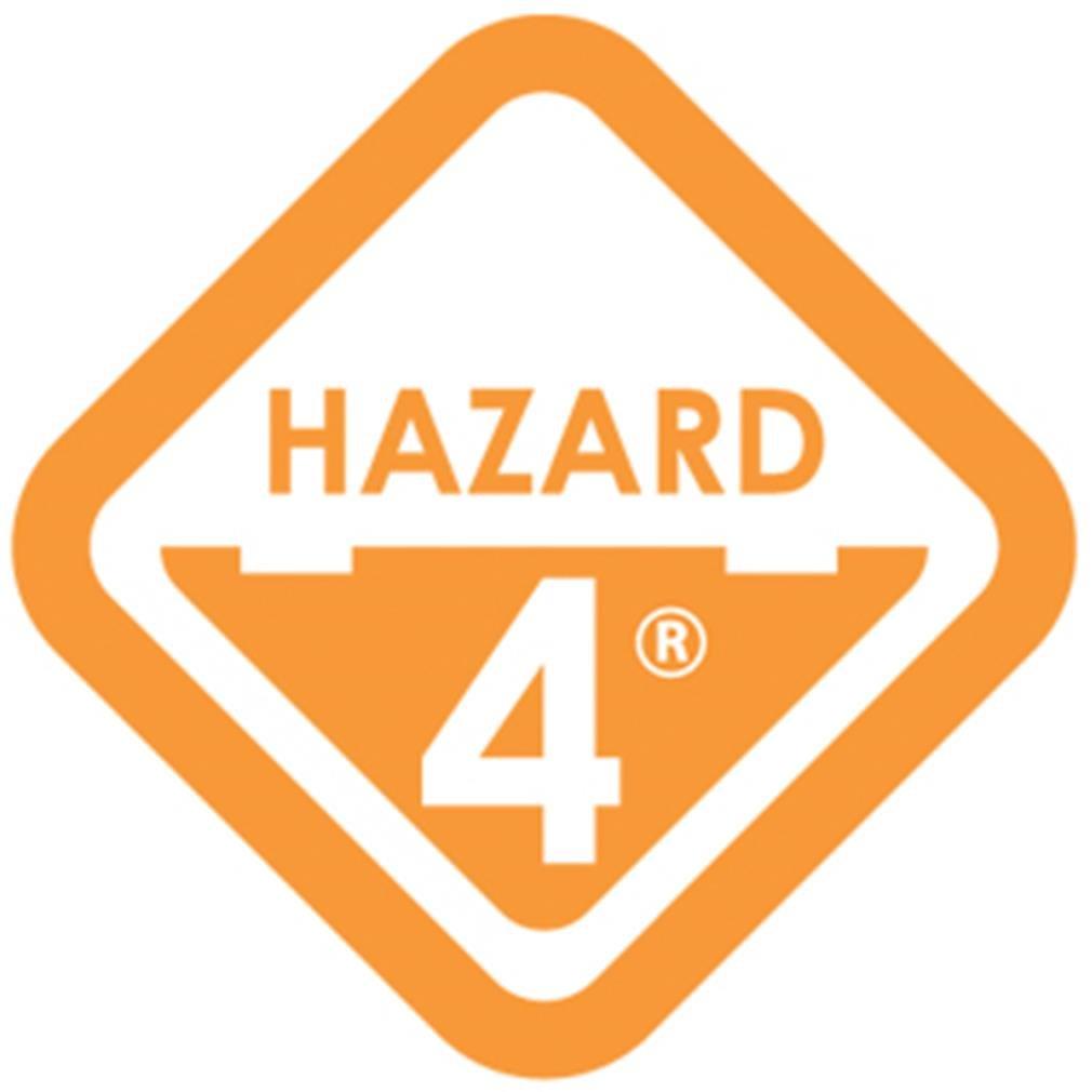 Hazard 4 Nutcase Gepolstert Schwer Fall MultiCam