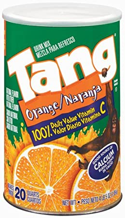 Amazon.com : Tang Orange/Naranja Drink Mix, 69-Ounce Canister : Powdered Drink Mixes : Grocery & Gourmet Food