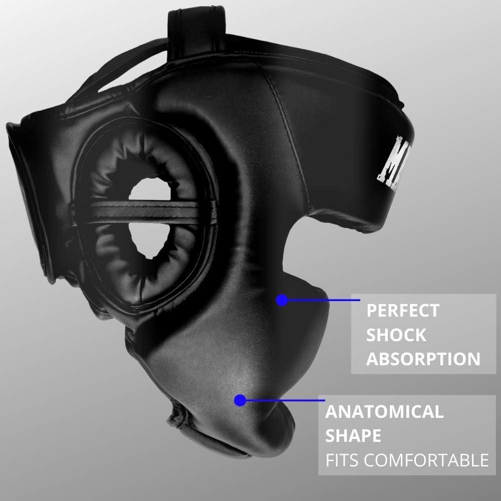 casco de proteccion marca martial